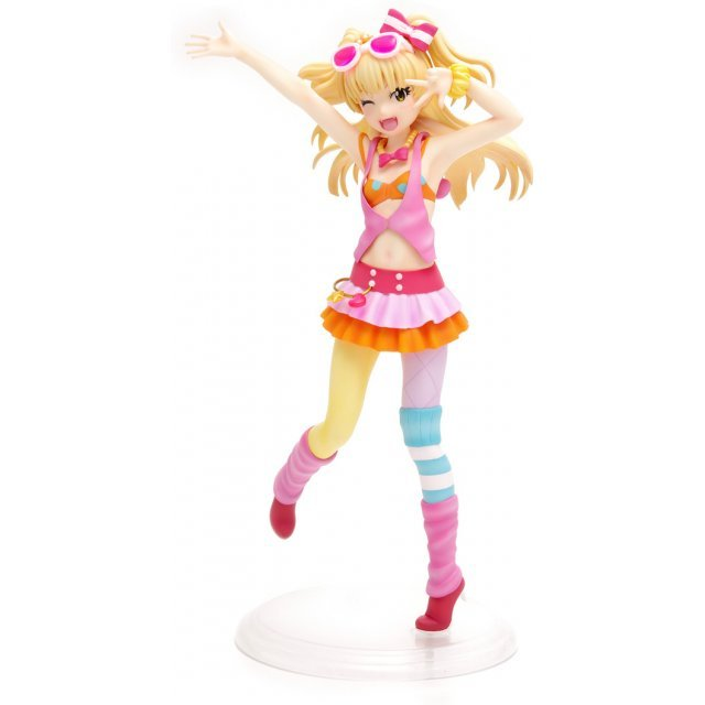 The Idolmaster Cinderella Girls Dream Tech 1/8 Scale Figure: Decoration Jougasaki Rika