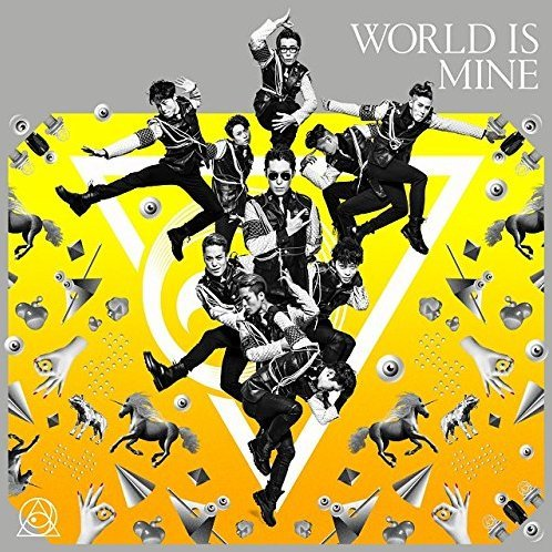 World Is Mine  [CD+DVD Type A]