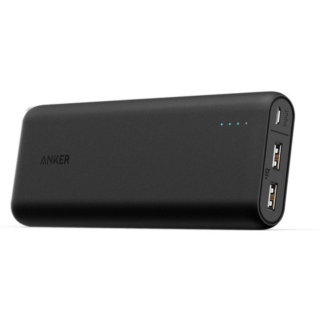 Anker PowerCore 15600 (15600mAh) Black