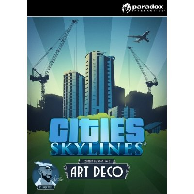 Cities: Skylines - Art Deco (Steam)