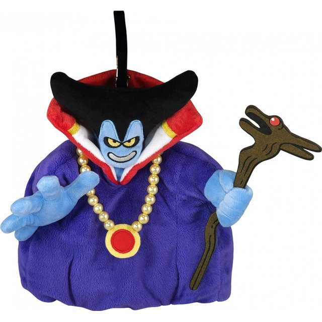 Dragon Quest Smile Slime Swing Plush: King Dragon Before Transformation