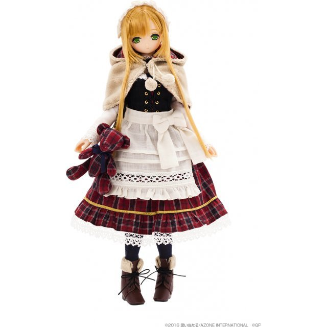 EX Cute Family 1/6 Scale Fashion Doll: Otogi no kuni / Rose Red Mio