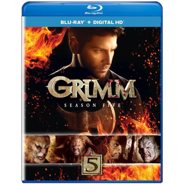 Grimm: Season Five [Blu-ray+Digital HD]