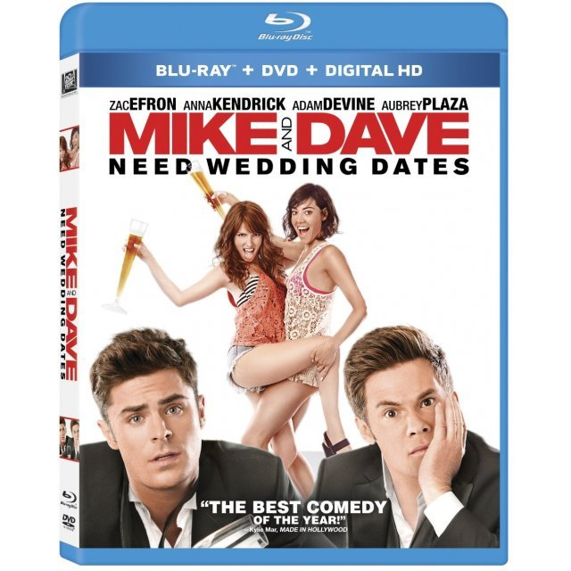 Mike And Dave Need Wedding Dates [Blu-ray+DVD+Digital HD]