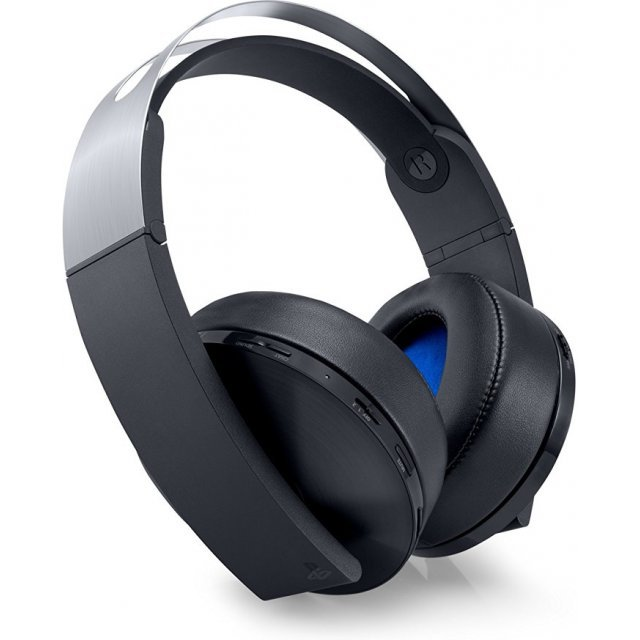 Platinum Wireless Headset for PlayStation 4