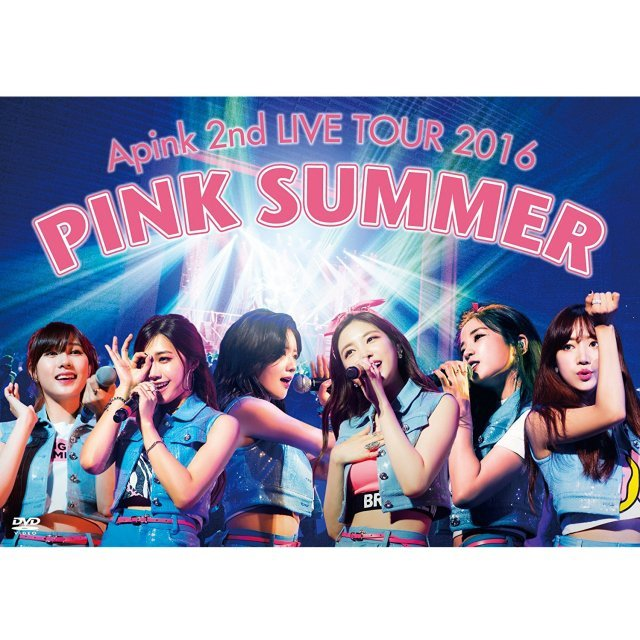 Apink 2nd Live Tour 2016 - Pink Summer at 2016.7.10 Tokyo International Forum Hall A