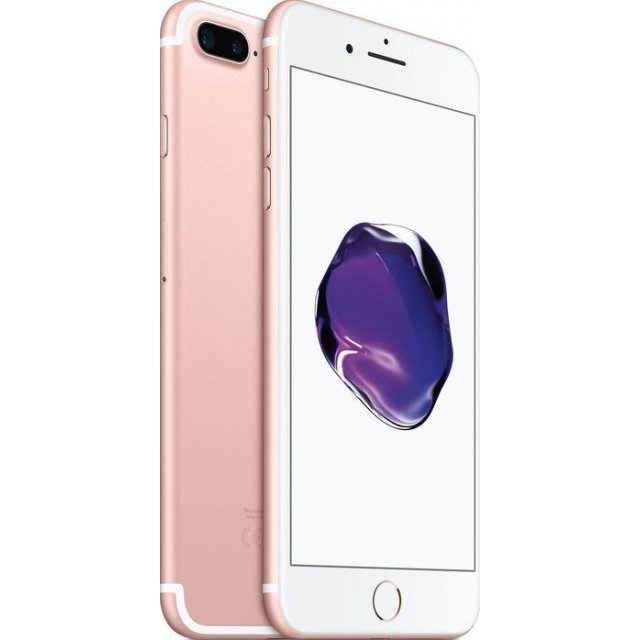 Apple iPhone 7 Plus 128GB (Rose Gold)