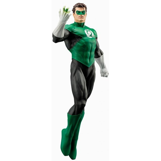 ARTFX DC Universe 1/6 Scale Pre-Painted Figure: Green Lantern