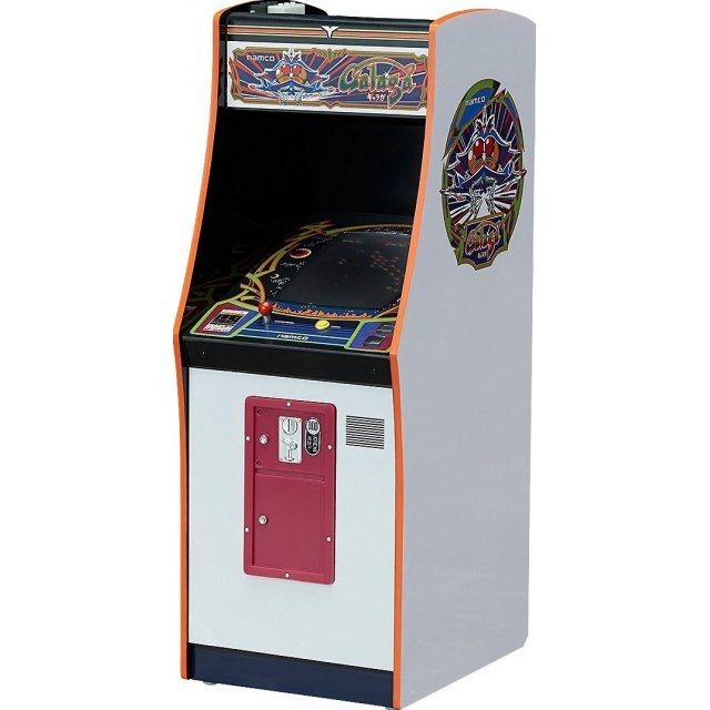 Namco Arcade Machine Collection 1/12 Scale Pre-Painted Figure: Galaga