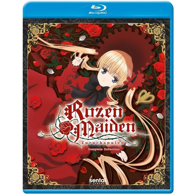 Rozen Maiden: Zuruckspulen - Season One