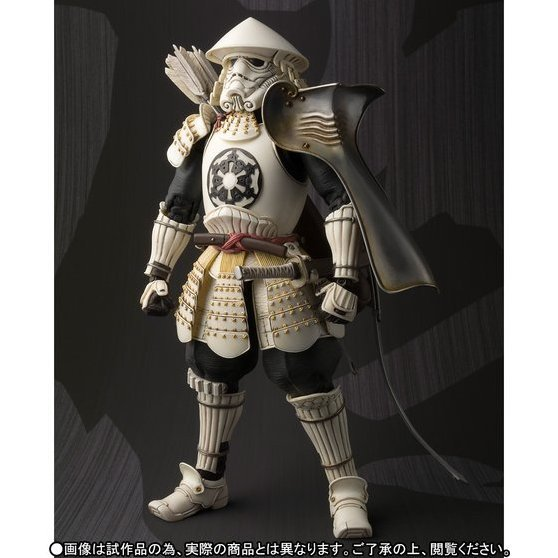 Star Wars Meisho Movie Realization: Yumi Ashigaru Stormtrooper
