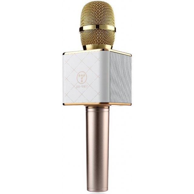 Tosing Q7 Wireless Bluetooth Speaker Microphone (Gold)