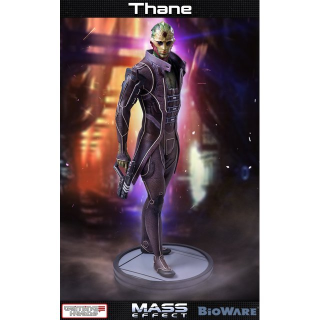 Mass Effect 1/4 Scale Statue: Thane