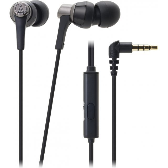 Audio-Technica ATH-CKR3iS (Black)