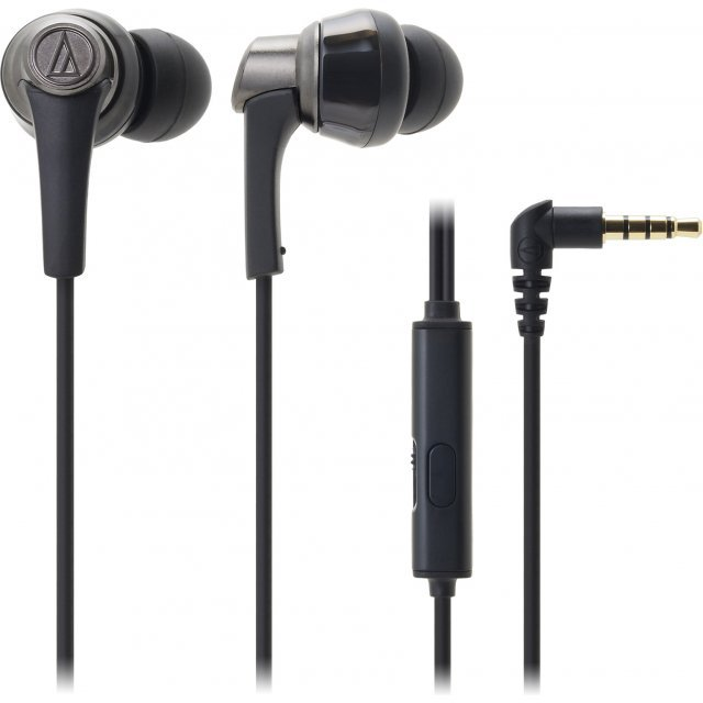 Audio-Technica ATH-CKR5iS (Black)