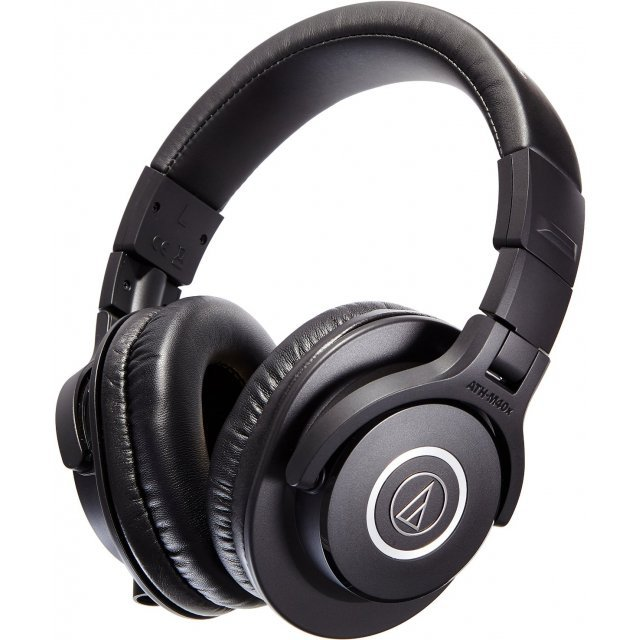 Audio-Technica ATH-M40X (Black)