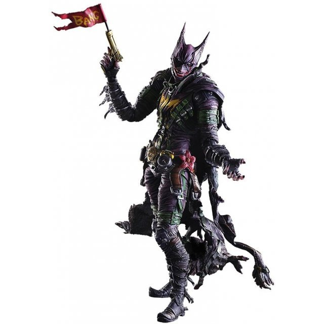Batman DC Comics Variant Play Arts Kai: Rogues Gallery - Joker