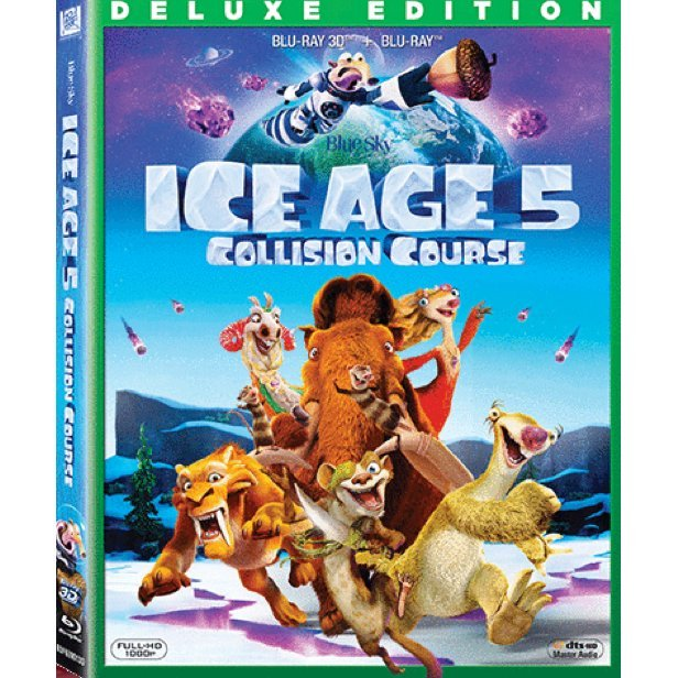 Ice Age: Collision Course (3D+2D)
