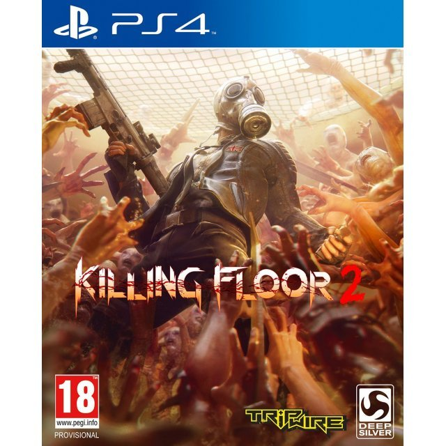 Killing Floor 2 (English & Chinese Subs)