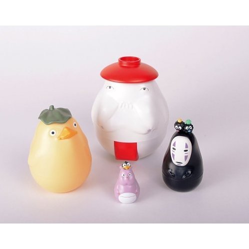 Spirited Away Matryoshka