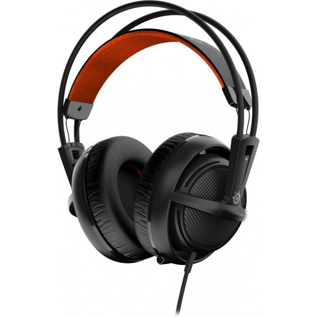 SteelSeries Siberia 200 (Black)
