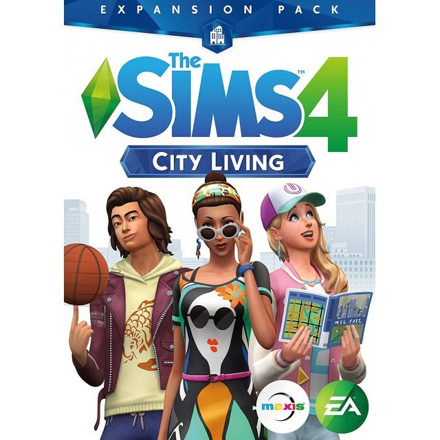 The Sims 4: City Living (Origin)