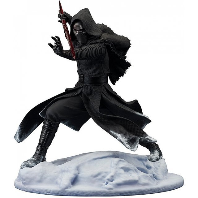 ARTFX Star Wars Episode The Force Awakens 1/7 Scale Pre-Painted Figure: Kylo Ren