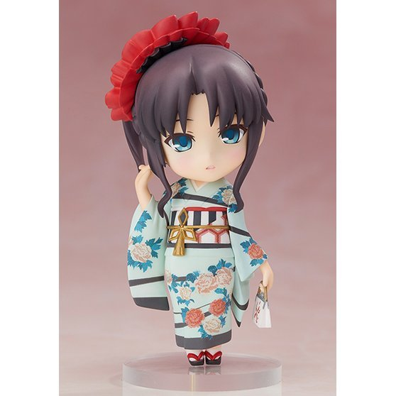 Chara-Forme Plus Fate/stay Night Unlimited Blade Works: Rin Tohsaka Kimono Ver.