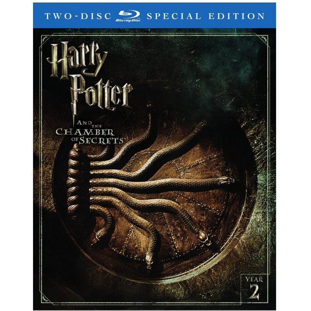 Harry Potter and the Chamber of Secrets (Special Edition)