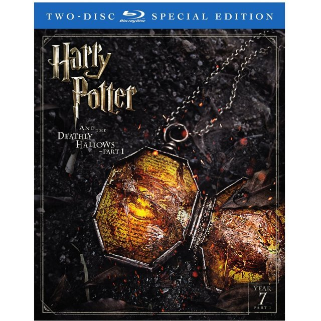 Harry Potter and the Deathly Hallows - Part 1 (Special Edition)