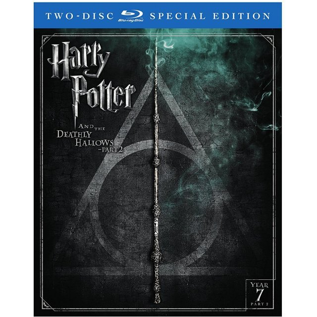 Harry Potter And The Deathly Hallows - Part II (Special Edition)