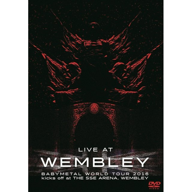 Live At Wembley Babymetal World Tour 2016 Kicks Off At  The Sse Arena, Wembley