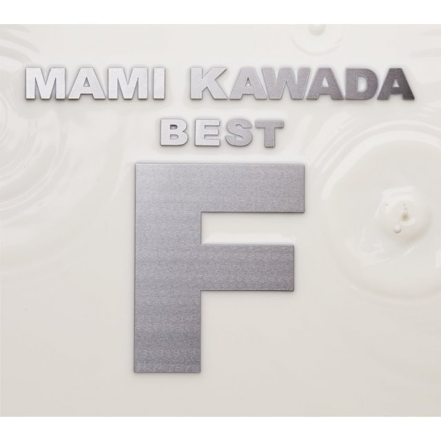 Mami Kawada Best - F [CD +3Blu-ray Limited Edition]