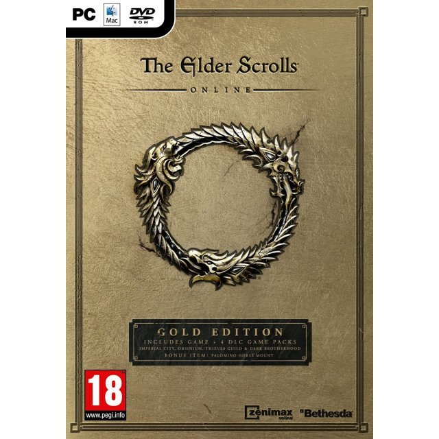 The Elder Scrolls Online [Gold Edition]