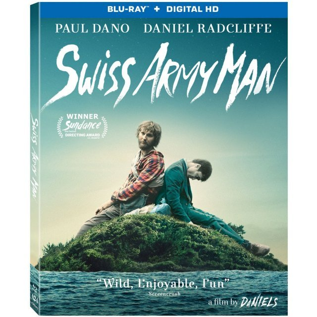 Swiss Army Man [Blu-ray+Digital HD]