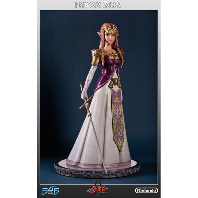 The Legend of Zelda Twilight Princess 1/4 Scale Master Arts Statue: Princess Zelda