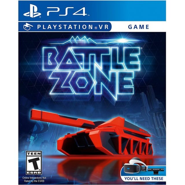 Battlezone (English & Chinese Subs)