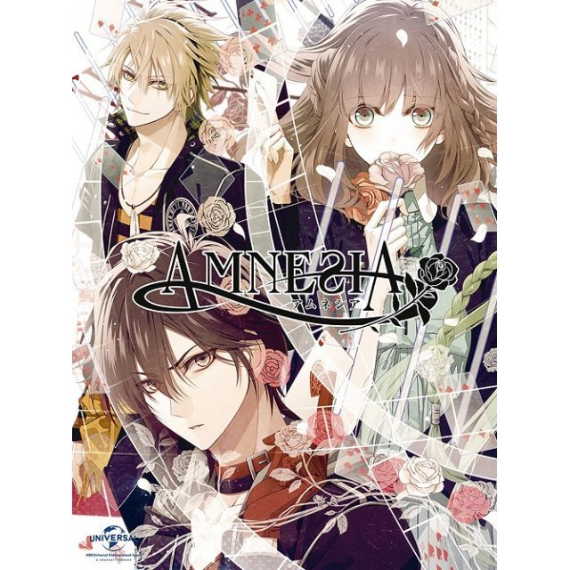 Amnesia Blu-ray Box [Blu-ray+CD Limited Edition]