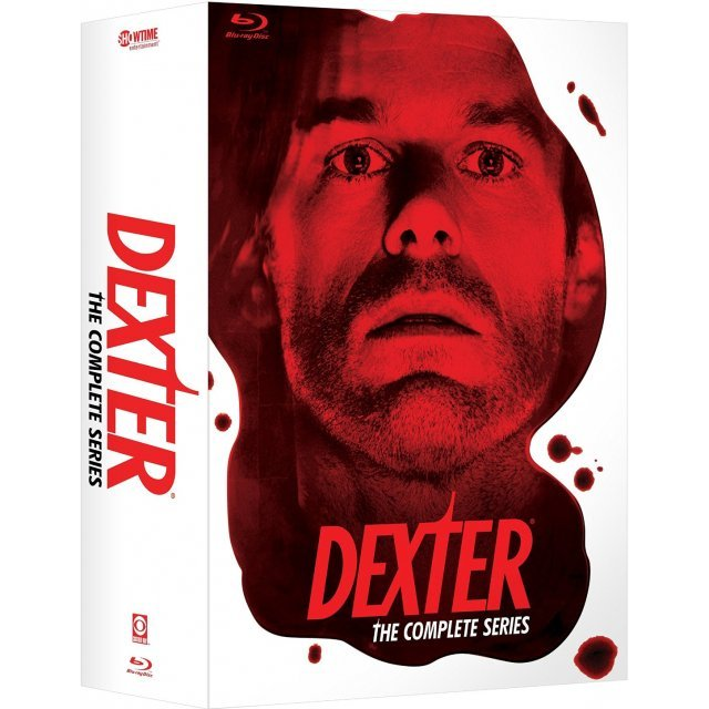 Dexter: The Complete Series (8 Seasons)
