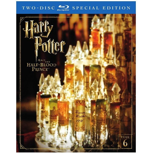 Harry Potter and the Half-Blood Prince (Special Edition)