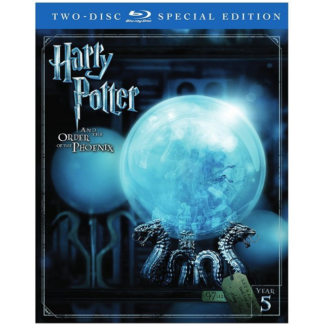 Harry Potter and the Order of the Phoenix (Special Edition)