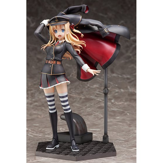 High School Fleet 1/7 Scale Pre-Painted Figure: Wilhelmina