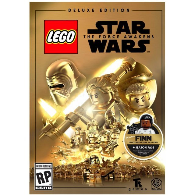 LEGO Star Wars: The Force Awakens [Deluxe Edition] (Steam)