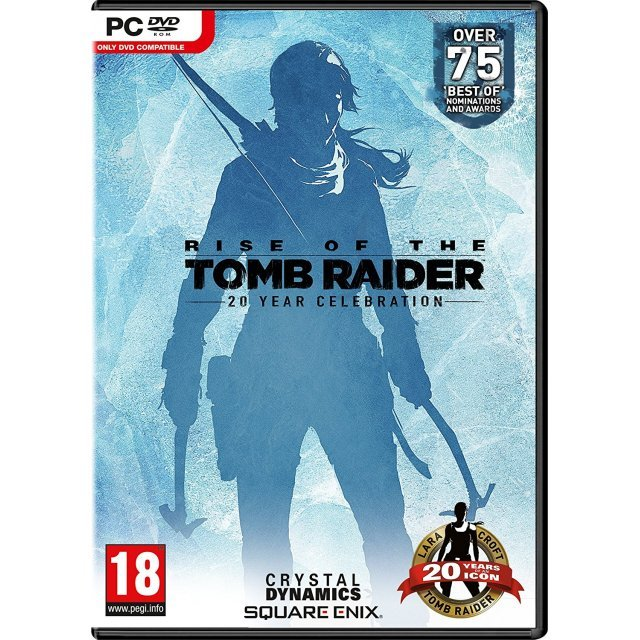Rise of the Tomb Raider: 20 Year Celebration (DVD-ROM)