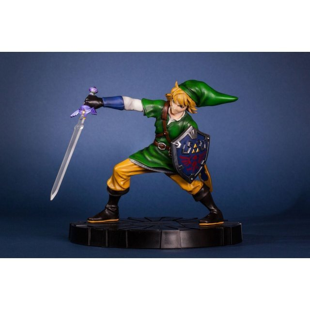 The Legend of Zelda Skyward Sword Vinyl Statue: Link