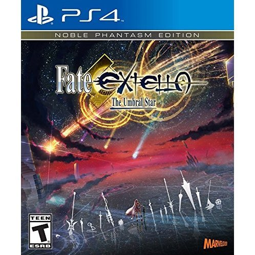 Fate/Extella: The Umbral Star [Noble Phantasm Edition]