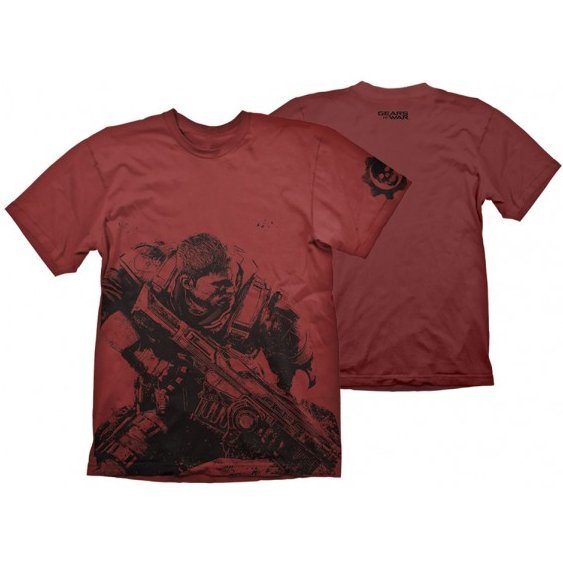 Gears Of War 4 T-Shirt: Fenix (XXL Size)
