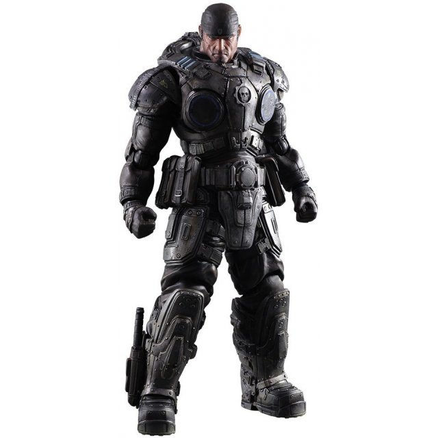 Gears of War Play Arts Kai: Marcus Fenix