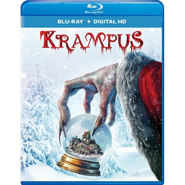 Krampus [Blu-ra+Digital HD]
