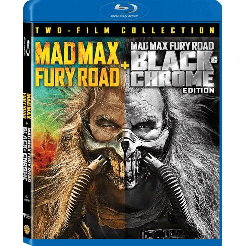 Mad Max: Fury Road: Black & Chrome Edition (2-Disc)